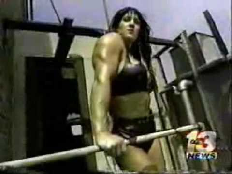 Chyna & Carla Haug – Dating Female Bodybuilders
