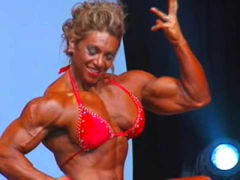 Ms. Olympia 2006 – Female Bodybuilding Finals