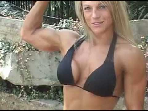 Trish Mayberry Female Bodybuilder