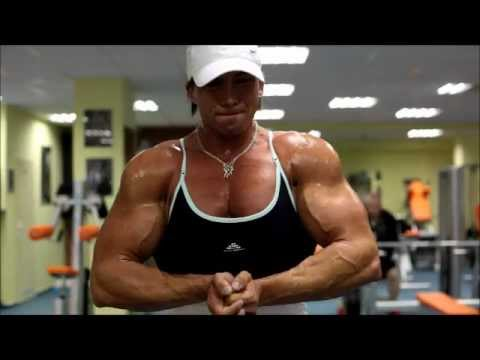 Vera Mikulcova – Biceps Workout Part 2