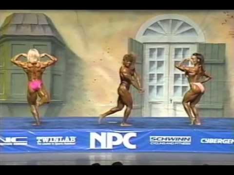 NPC Women's Nationals 1995, New Orleans