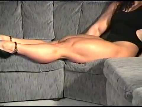 Tina Lockwood – Massive Muscular Legs