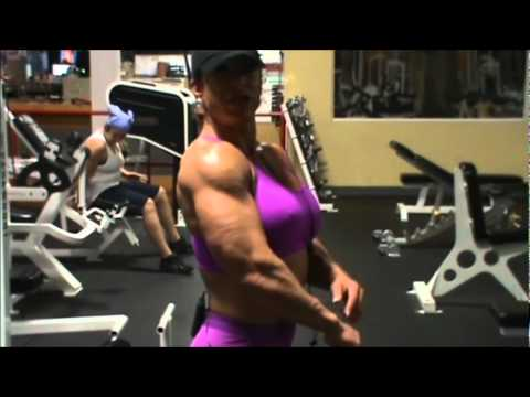 Jennifer Kennedy – Superhuman Biceps