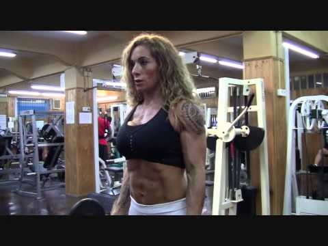 Victoria Lomba Workout