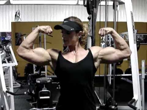Heather Pedigo (Parsons) – Ripped Muscles
