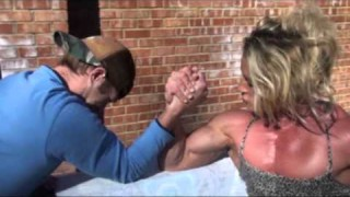Dena Westerfield – Mixed Armwrestling