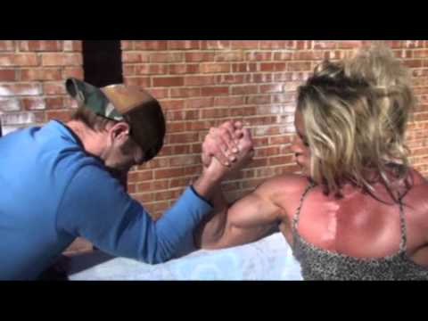 Summer Montabone – Mixed Armwrestling