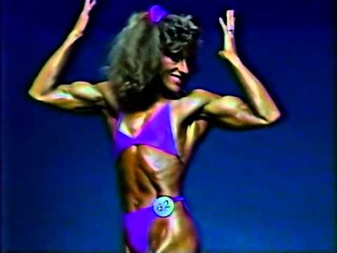 Southern States Female Bodybuilding Championship 1991