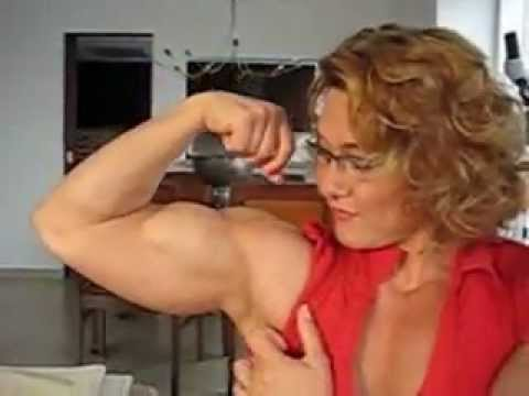 Alina Popa – Awesome Big Biceps