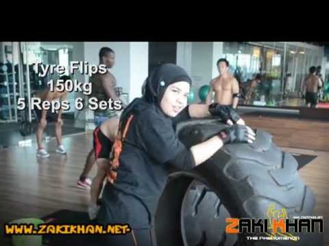 Diane Sera – StrongWoman Workout