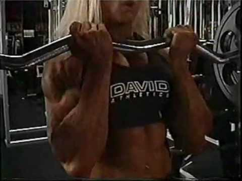 Marja Lehtonen – Workout Part 3