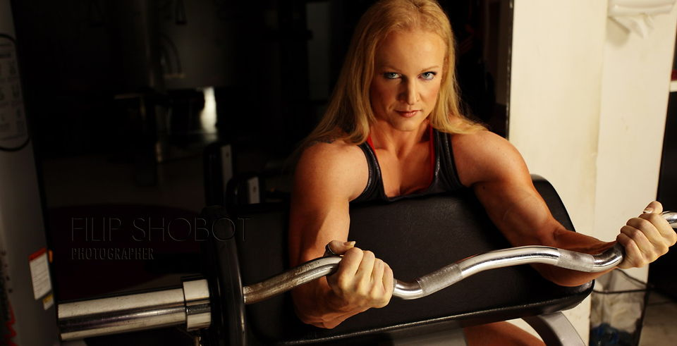 Shawna Pierce Workout