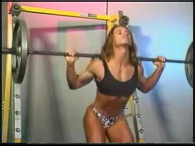 Shelley Paolinetti Workout