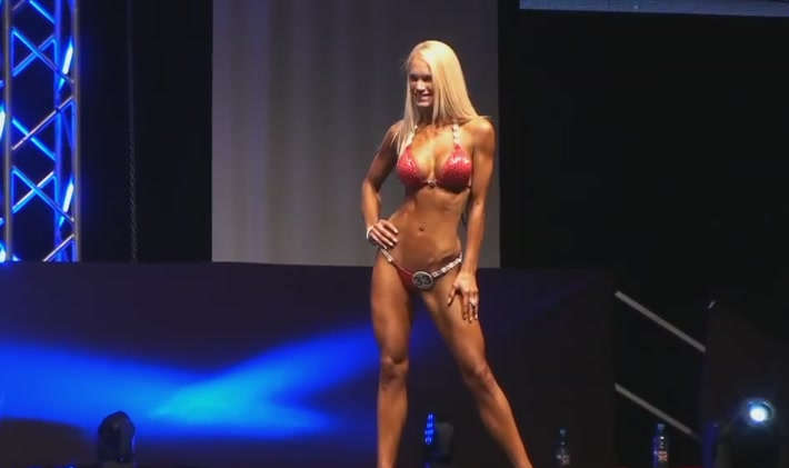 Bikini Final EVLS Prague Pro 2012