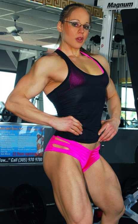 Monica Mollica Mowi Great Physique