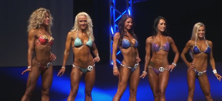 Olympia Amateur Bikini Final over 163cm