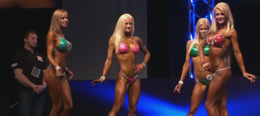 Olympia Amateur Bikini Final over 168cm EVLS Prague Pro 2012