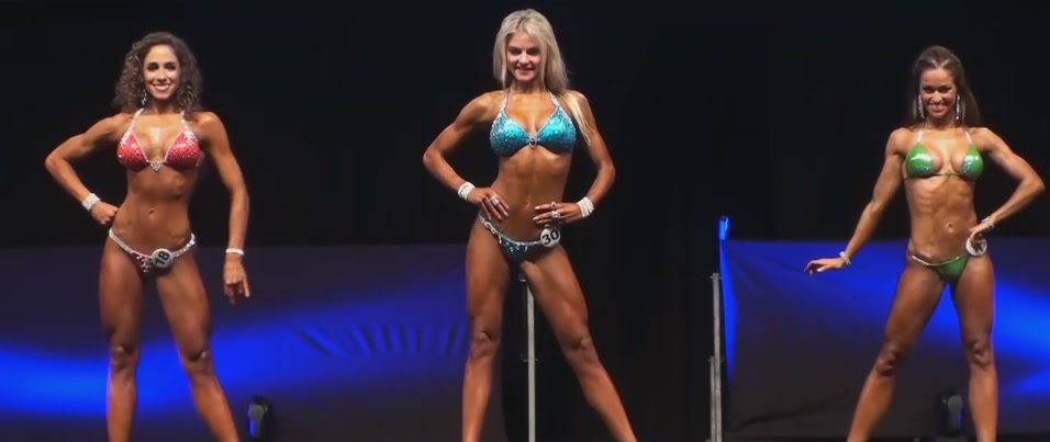 IFBB Europa Charlotte Pro 2017 – Women Physique