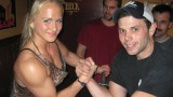 Sarah Backman – Mixed Armwrestling