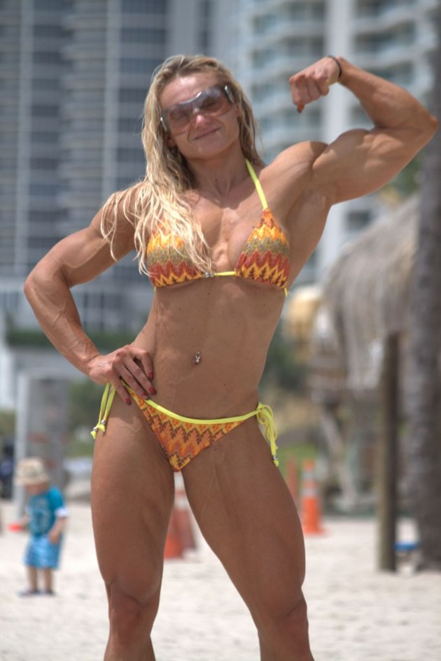 Category: Female Bodybuilders And Physique