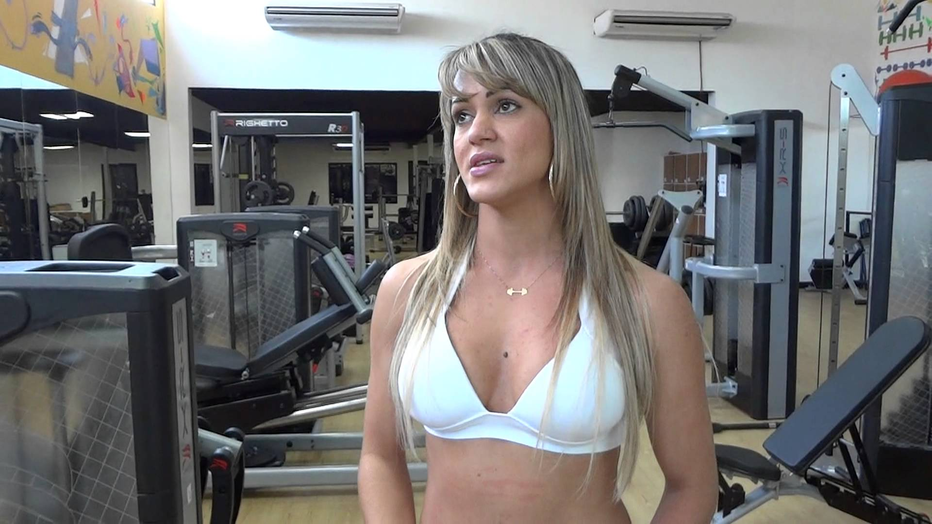 Talita Malheiros IFBB Fitness Model Interview
