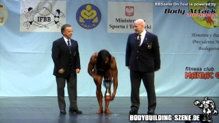 IFBB World Bodybuilding Championship 2012 – Overall Women's Bodybuilding