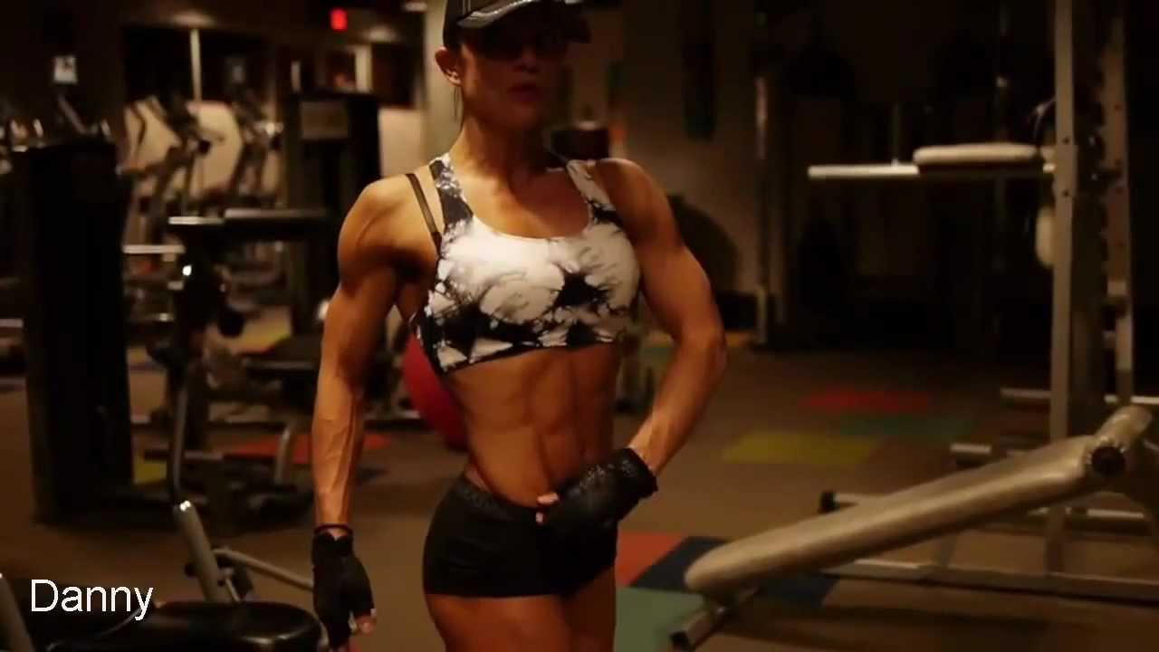Oksana Grishina Workout