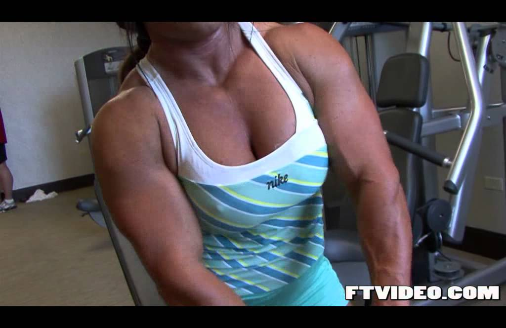 Andrea Thiel Workout