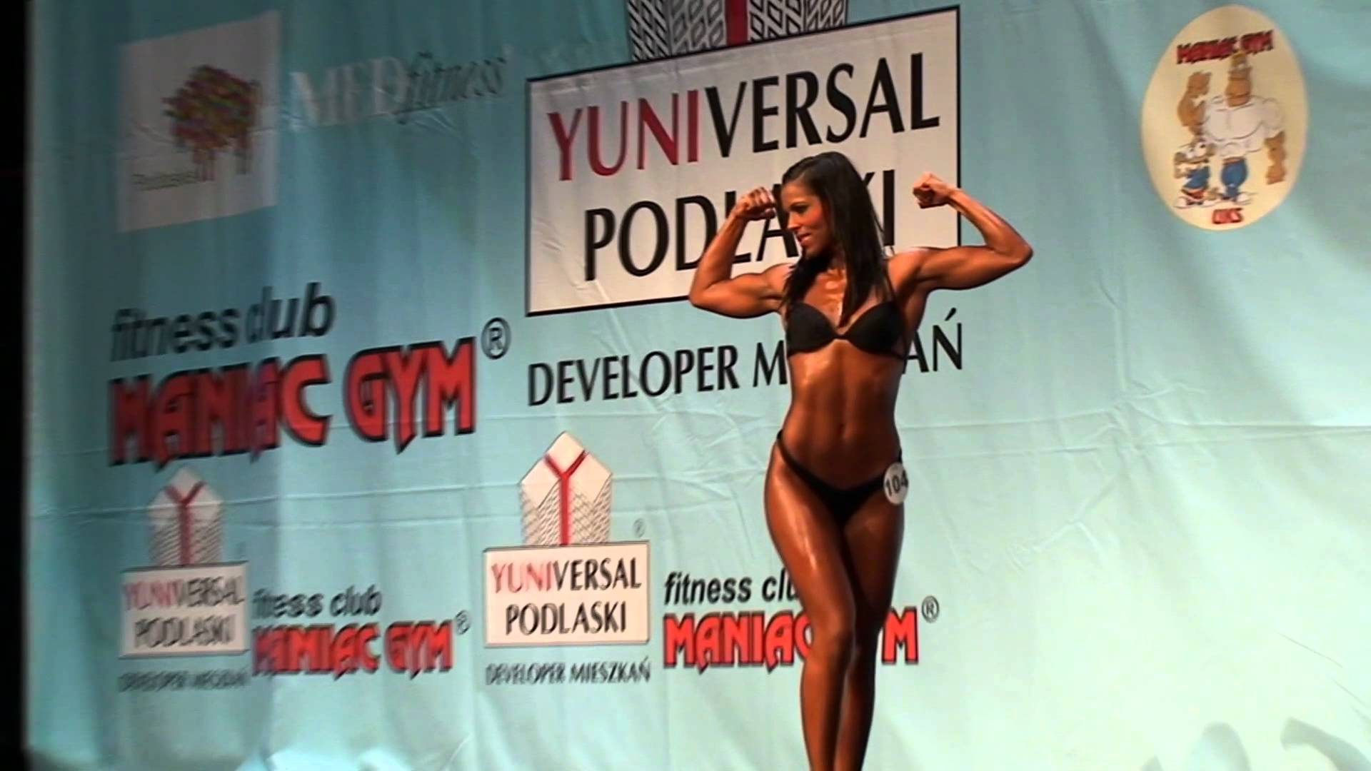 IFBB World Bodybuilding Championship 2012 Poland – To 55 kg Category