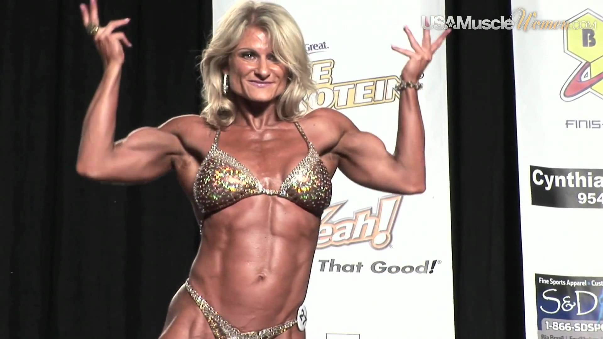 NPC Junior Nationals 2012 – Women's Bodybuilding & Physique Finals