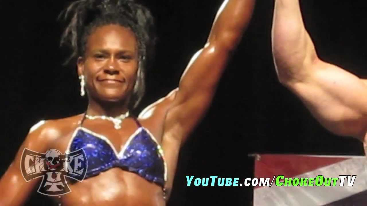 San Jose Fit Expo 2012 – Female Bodybuilders