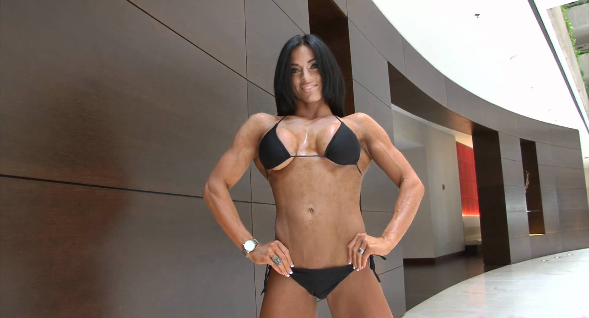 Nataliya Kuznetsova – Biggest Russian Female Bodybuilder
