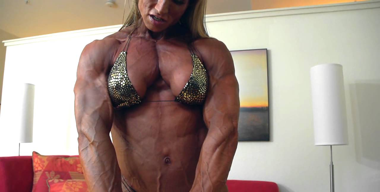 Tazzie Colomb – Ripped Muscles