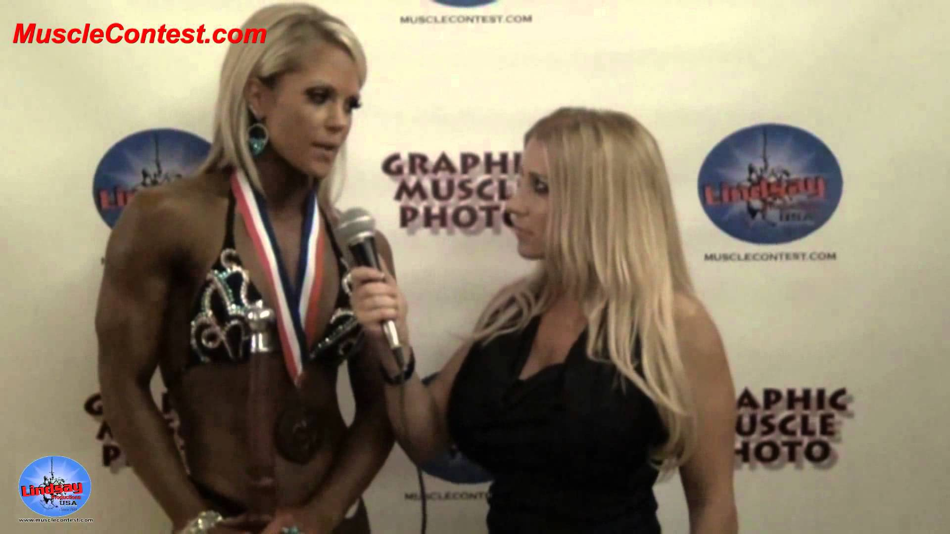 Nicole Wilkins – Pro Figure Champion Interview