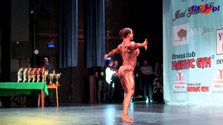 IFBB World Bodybuilding Championship 2012 Poland – Up To 55 kg Category