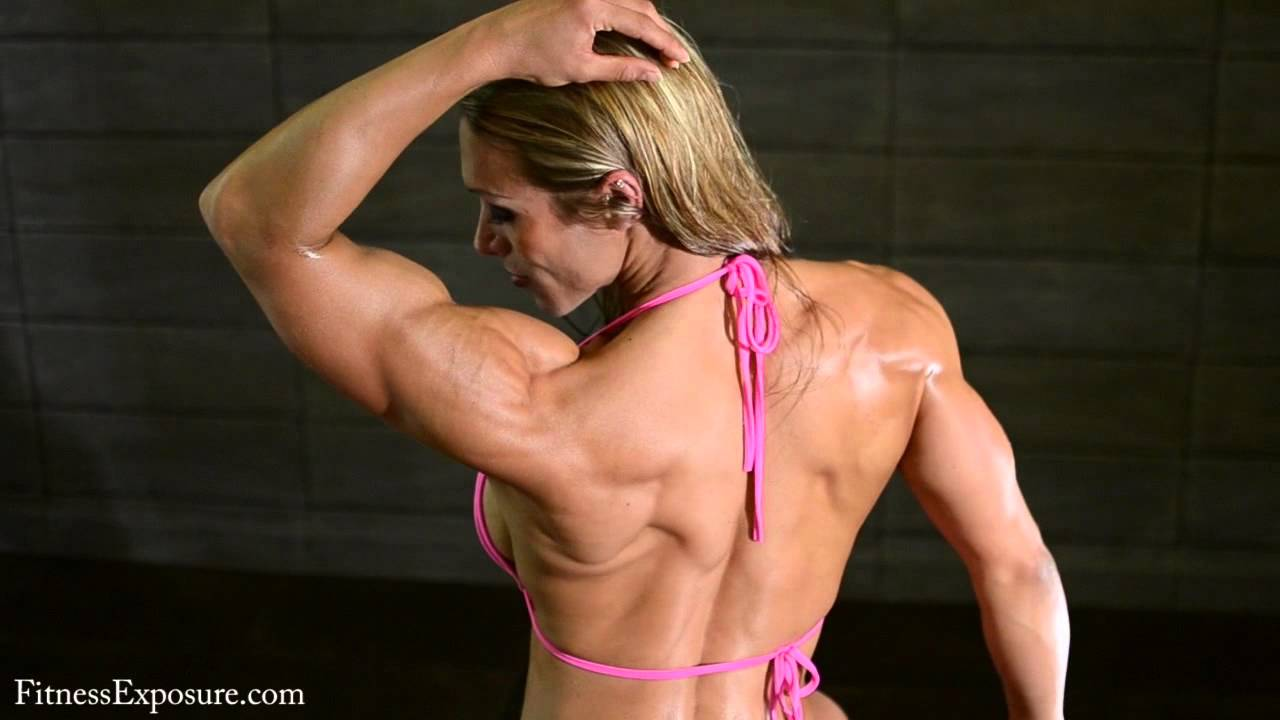 Susanna Tirpak – Arnold Classic Europe 2012 IFBB Womens Physique Winner