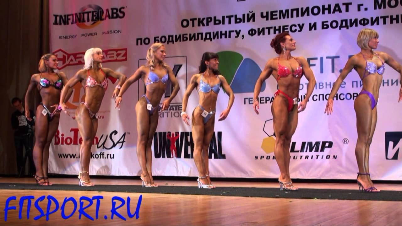 Moscow Cup 2012 – All Women's Categories