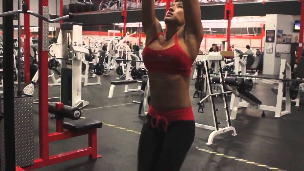 Rock That Body! – Female Gym Workout