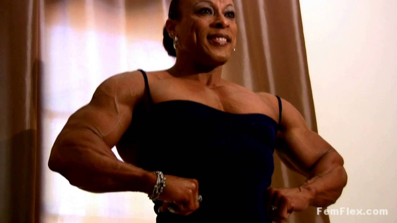 Rosemary Jennings Flexing