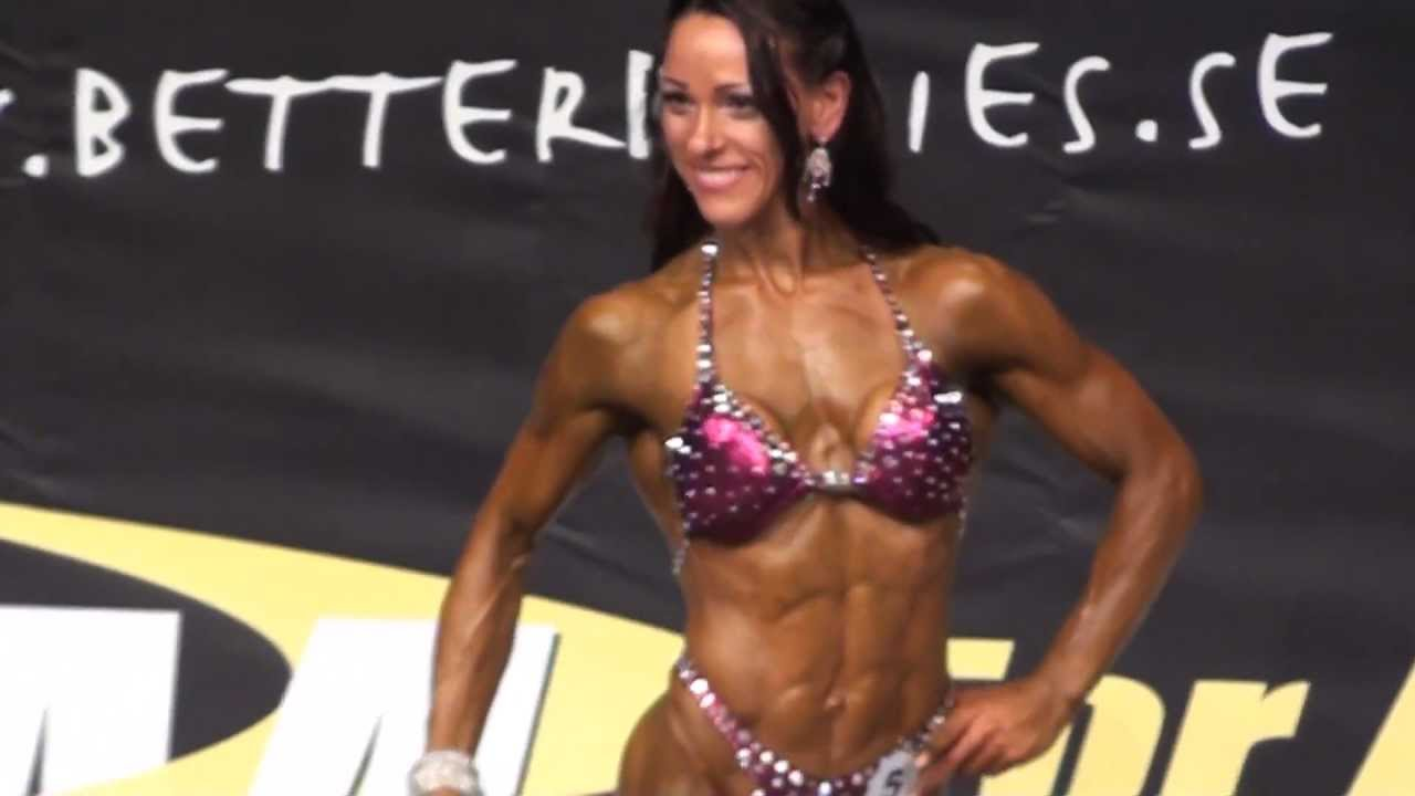 Swedish Nationals 2012 – Fitness Figure