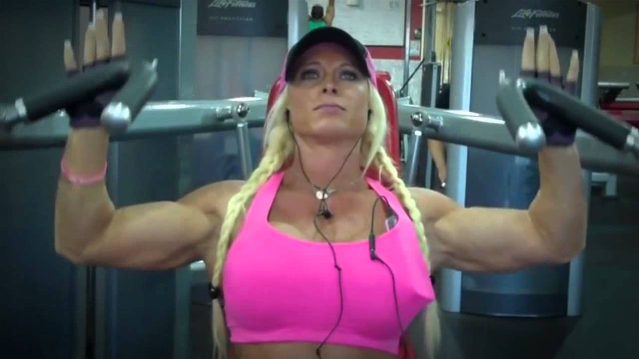 JoLynn Shane – Hard Workout