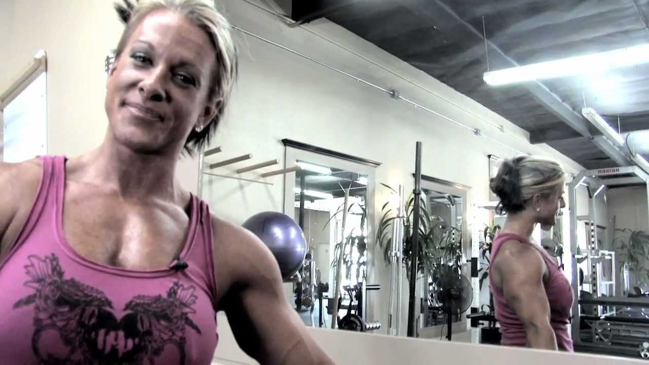 Kris Murrell – Back Workout