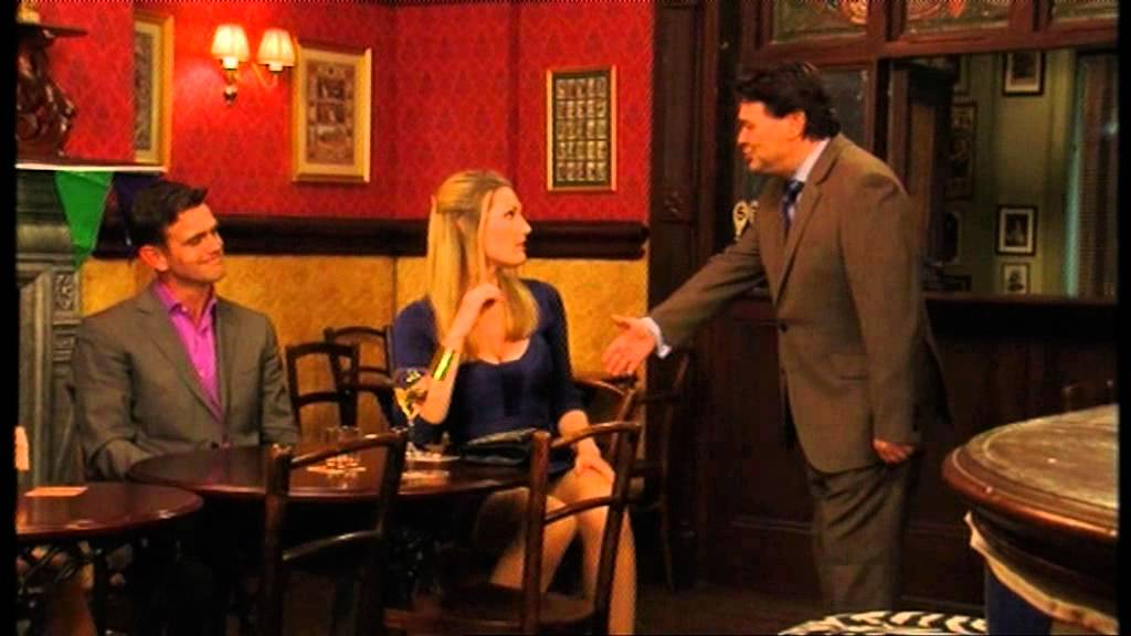 Eastenders – Tall Girl Date Joke