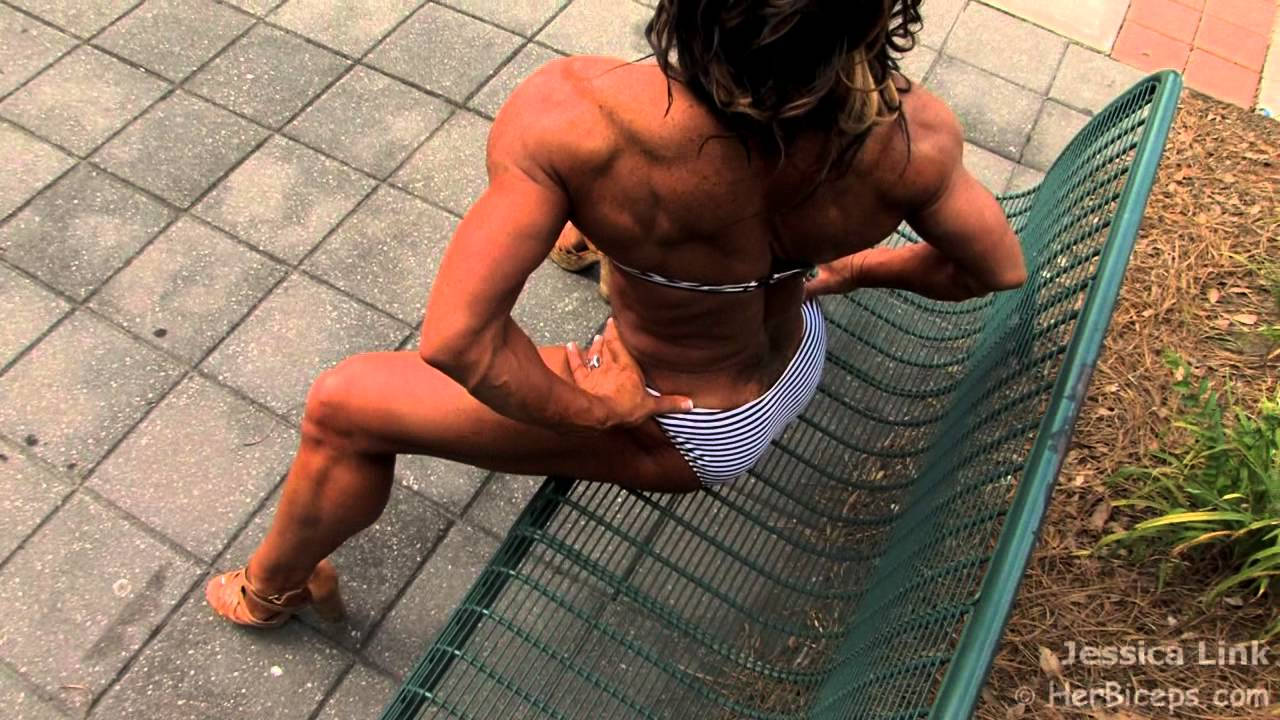 Jessica Link – Ripped Female Bodybuilder
