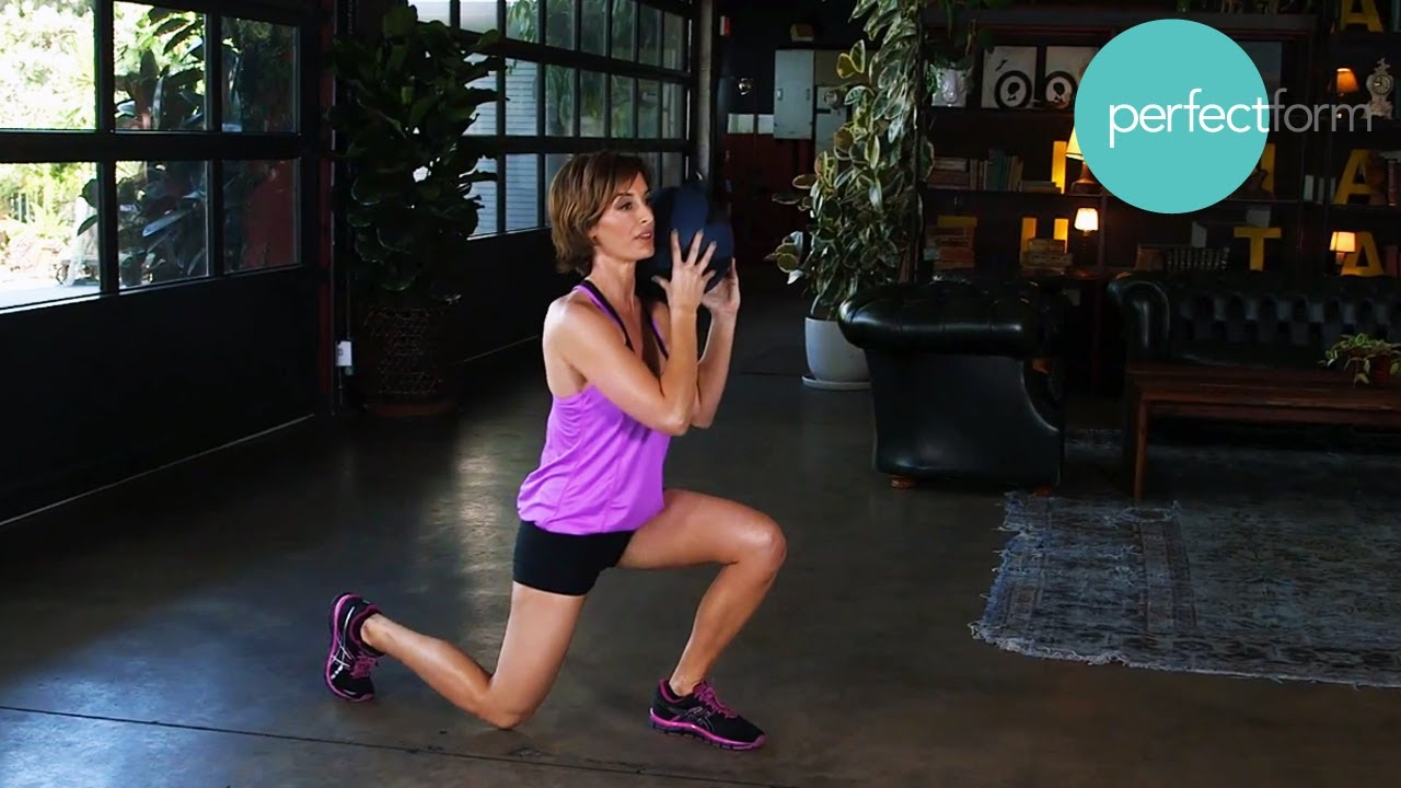 Pamela Reif – Upper Body & Abs Workout