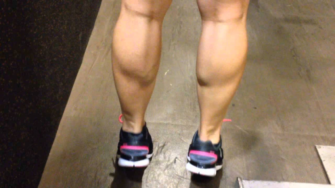 Carla Inhaia – Strong Legs Workout