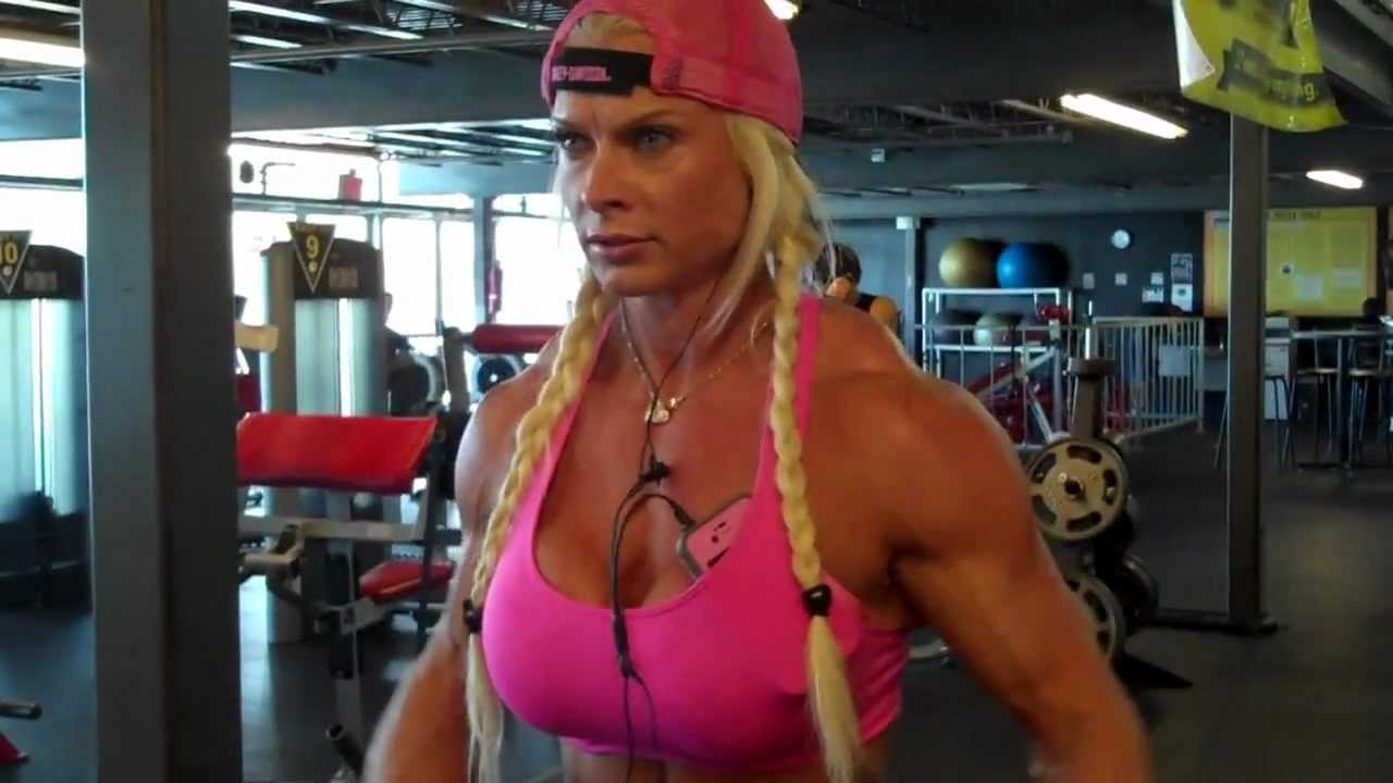 JoLynn Shane – Shoulder Workout