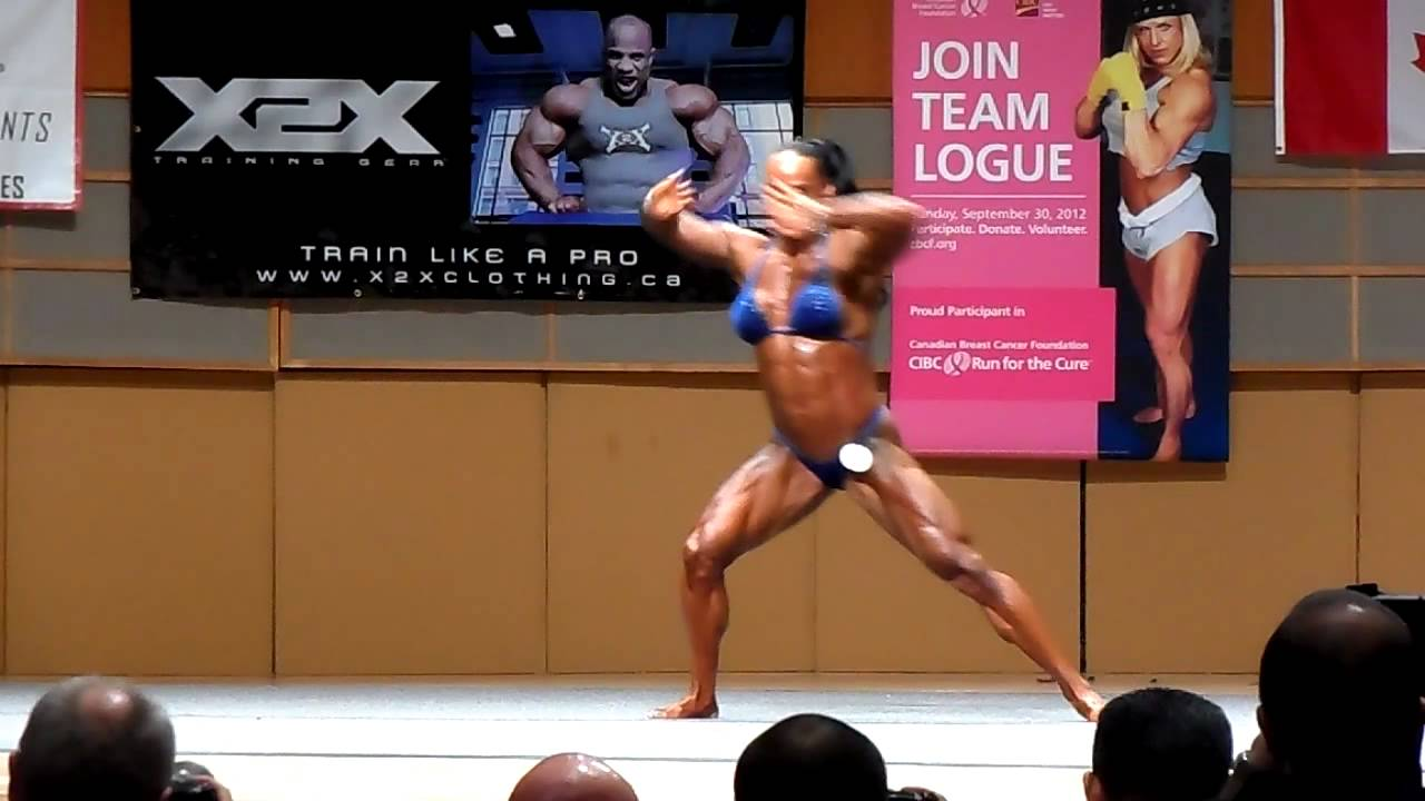 Joanne Williams – CBBF National 2012 Routine