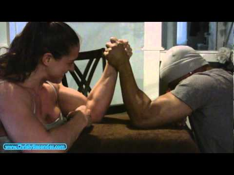 Christy Resendes – Mixed Armwrestling