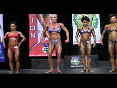 Natural Olympia 2012 – Women's Pro Bodybuilding Prejudging